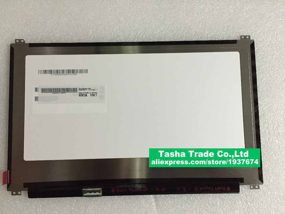 Laptop LCD Screen for ASUS UX301L UX302 UX303 UX305 UX305F B133HAN02.1 1920*1080 EDP 30pin