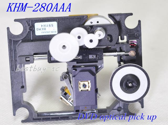 KHM-280AAA KHM280AAA MECANISMO de DVD de lectura Óptica DVD cabezal Láser 280AAA