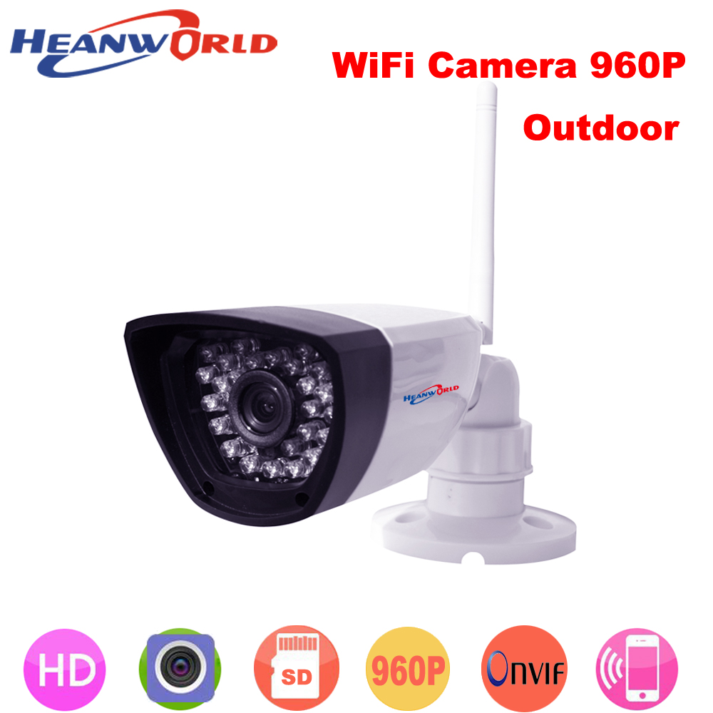 Amiable Heanworld 960p Wireless Wifi Network Ip Camera With 30pcs Leds P2p Onvif Surveillance 1.3mp Webcam Security Camera Cctv System Surveillance Cameras