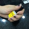 Nail Gel Unhas De Glue Nagellak Professional Foil Transfer Art Tool Lacquer French Nails Maquiagem Posticas Adesivo Para