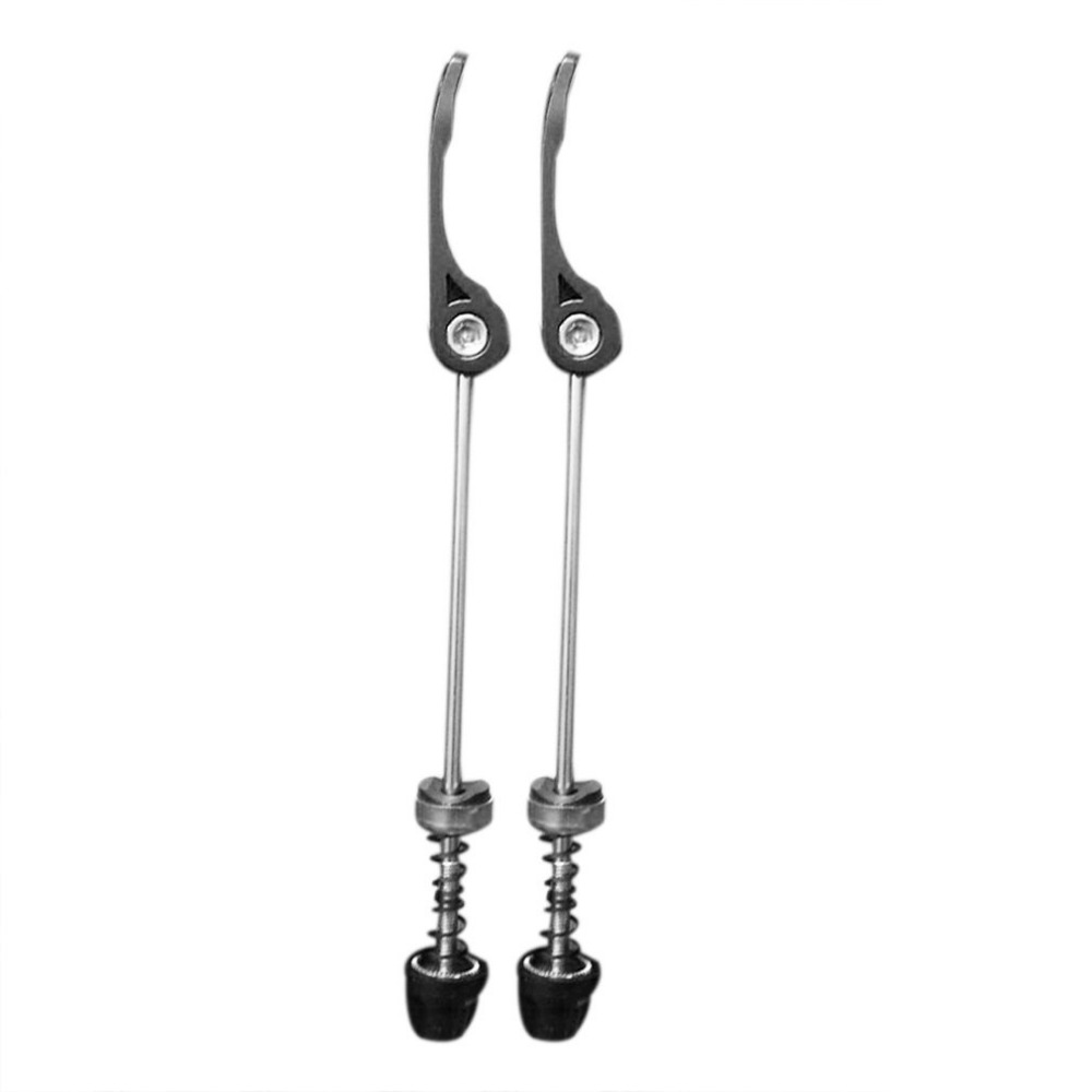 Release Skewers Bike Wheels Skewer MTB Skewer Bike Quick Release Front  Rear Axle 145/185mm