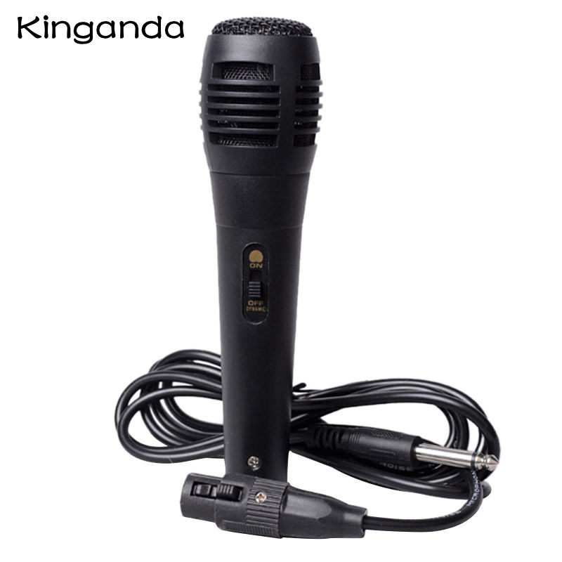 1.5m Audio Wire Mic Condenser Handheld Microphone Professional Dynamic Studio Louder Sound Recording Pull Rod Box Speaker best quality yarmee multi functional condenser studio recording microphone xlr mic yr01