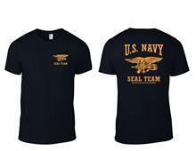 Camiseta del equipo de la Marina de los EE. UU. Solo el día fácil fue ayer B/Y camiseta impresa camisetas de manga corta Hipster camiseta más tamaño