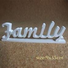 Новинка популярный стиль алфавит свадебная декоративная фоторамка