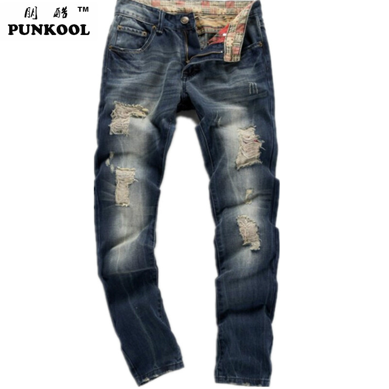 Compare Prices on Designer Ripped Jeans for Men- Online Shopping ...