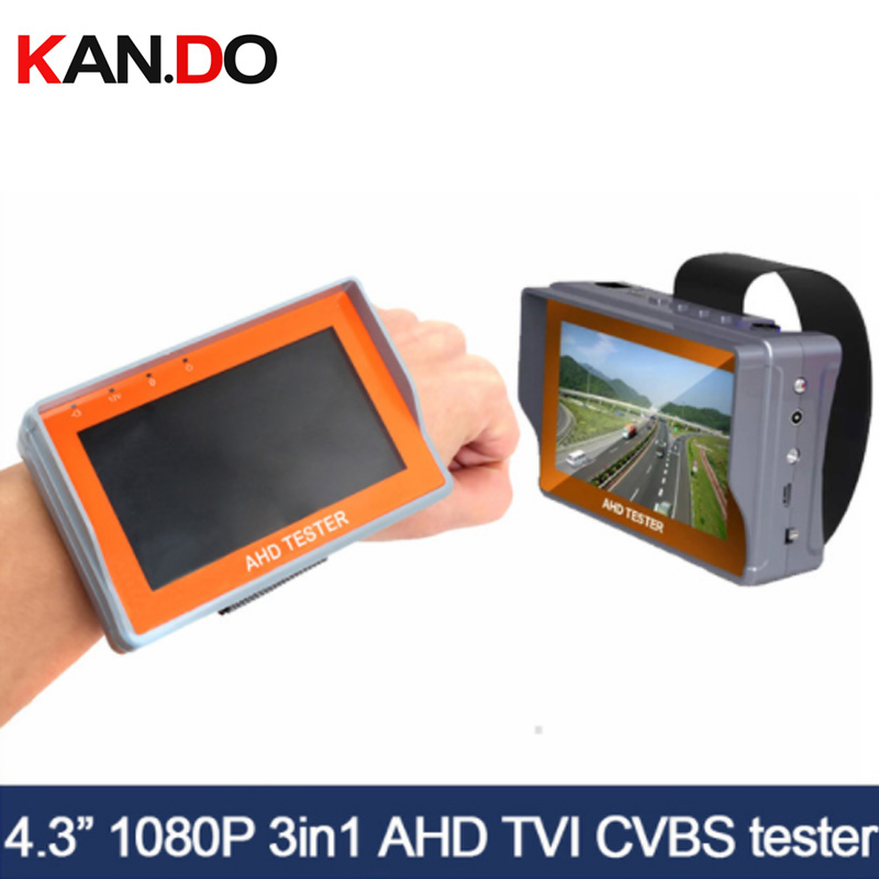 4.3 HD CCTV Tester Monitor 3 in one AHD tvi CVS 1080P Analog Camera Tester PTZ UTP Cable Tester 12V1A Output CCTV Signal tester4.3 HD CCTV Tester Monitor 3 in one AHD tvi CVS 1080P Analog Camera Tester PTZ UTP Cable Tester 12V1A Output CCTV Signal tester