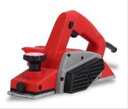 220 V do obróbki drewna wielofunkcyjny ręczny elektryczny strugania drewna jakości przemysłowe do elektronarzędzi naciskając strugania