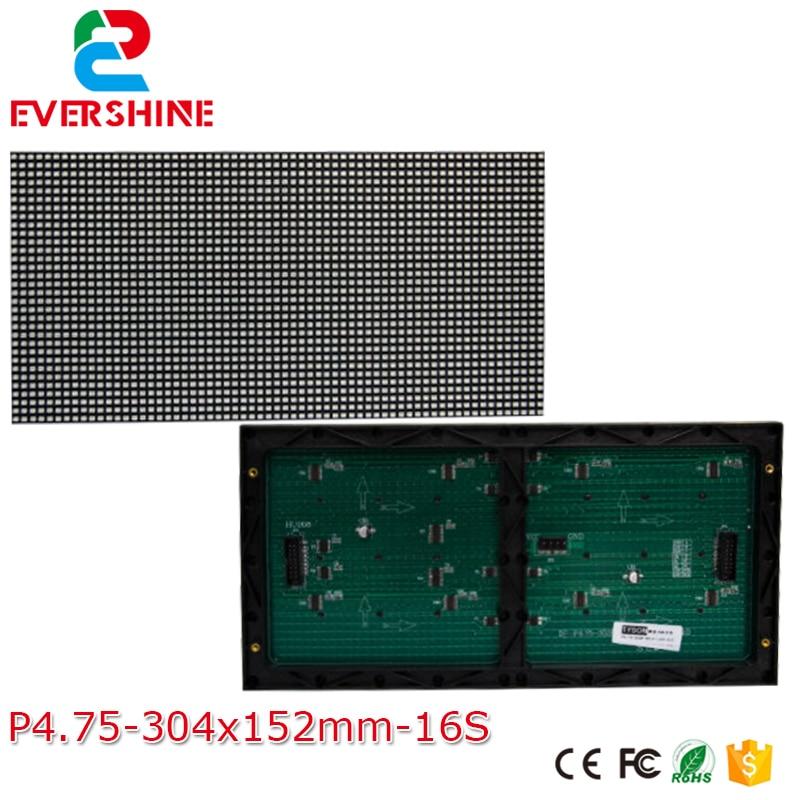 Aliexpress Com Buy Indoor P4 75 Rg Dual Color Smd2121