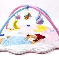 2016 дизайн детские игрушки играть в коврик Tapete Infantil спящего медведя образовательных ползет деятельности коврик игры тренажерный зал ковров