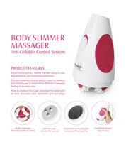 2014 Best Selling 3D Body Face Slimmer Burn Fat Anti Cellulite Massager Roller Machine