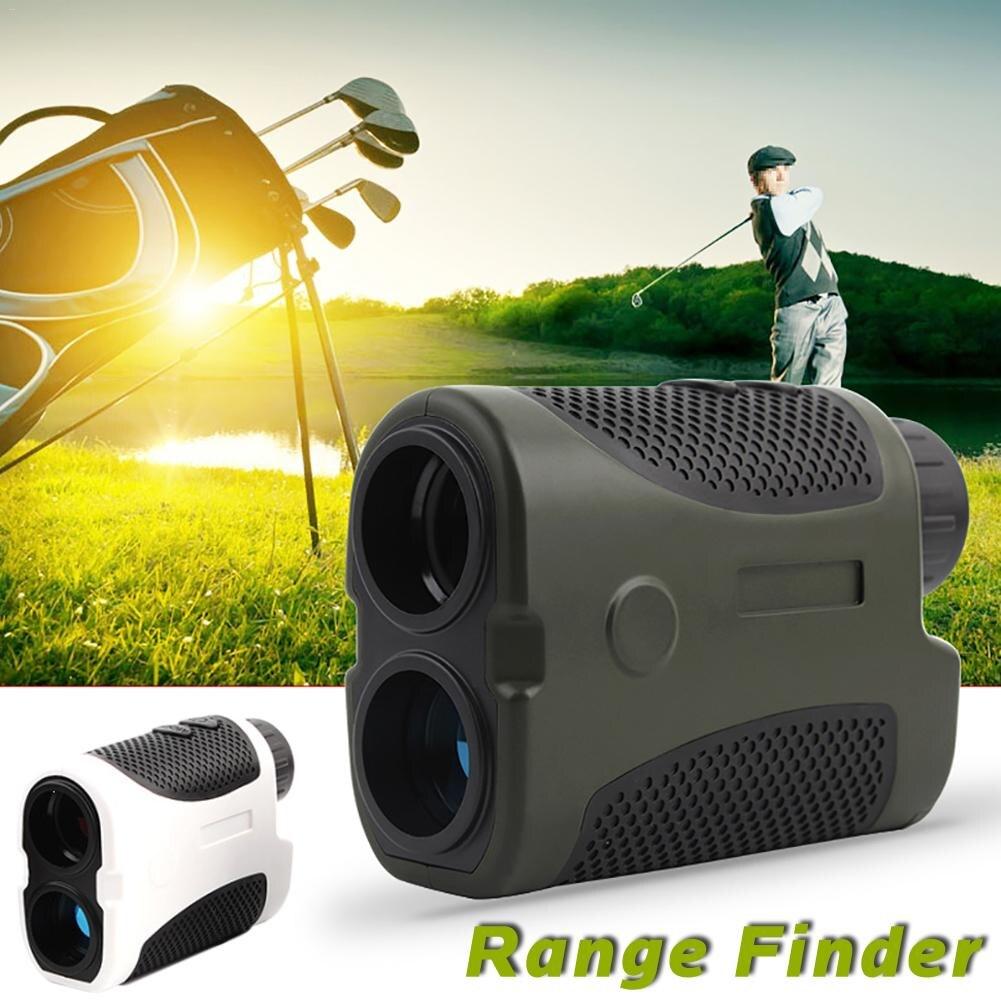 400 Meters Ranging Golf Laser Handheld Range Finder Monocular Golf Hunting Laser Range Finder