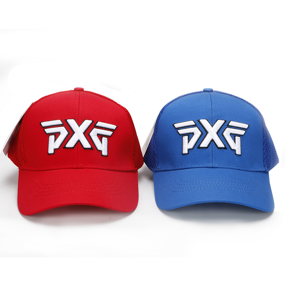 2018 New PXG golf Cap Professional hat punched sheet cotton golf ball cap  High Quality sports golf hat breathable sports-in Golf Caps from Sports ... c50540a3b160