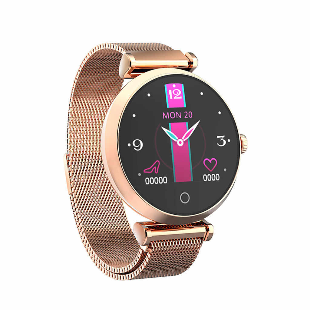 Smart Watch 2019 hot sales R6 Women Fashion Smart Watch Heart Rate Monitor Heart Rate Monitor Smartwatch