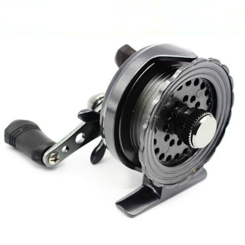 Fly Reel Flying Reel Fishing Raft fishing reel wheel Left Right Hand Casting Ice Fishing Reel