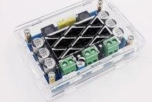 DC 12V 24V 100W TPA3116 DA Mono Kanal digital Power audio verstärker board mit Acryl shell