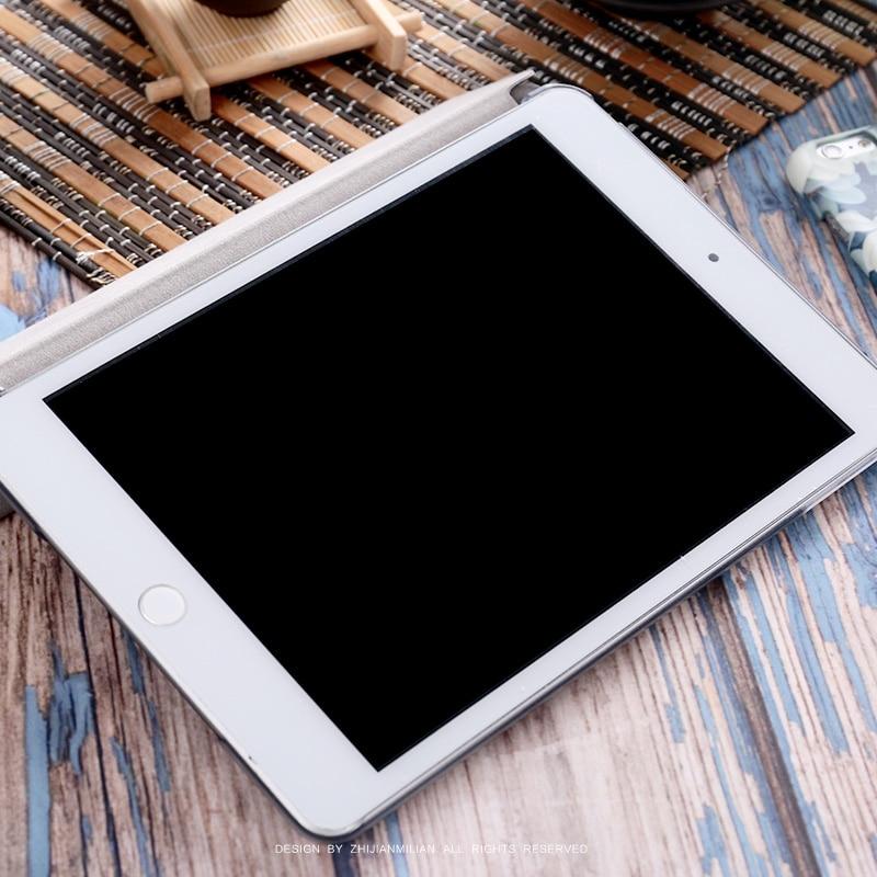 Magnolia pu kaitseümbris Smart Pro iPad Pro 9,7 10,5 11 12,9 - Tahvelarvutite tarvikud - Foto 3
