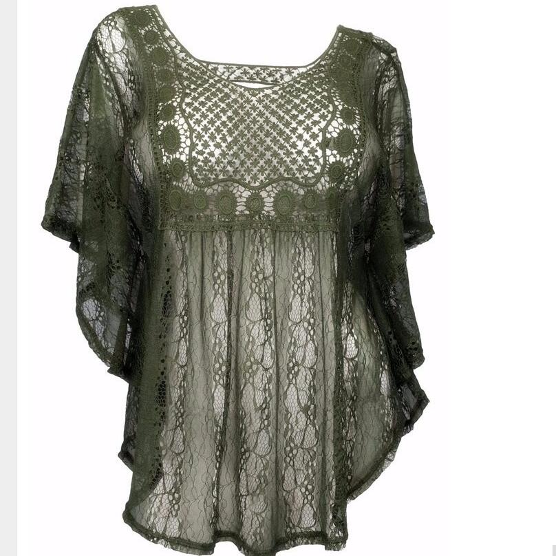 Белая Блузка Женская Купить