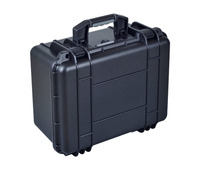 China Manufacturer Hard Plastic Watertight Case with foam for Electronics, Equipment, Cameras, Tools