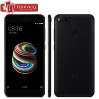 Original Xiaomi Mi 5X Mi5X Snapdragon 625 Octa Core Smartphone 4GB 64GB Fingerprint ID FDD 5.5