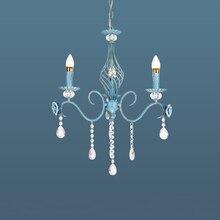 American Nordic Rustic Rural Flower Crystal Hanglamp Led Hanging 3 Light Pendant Lamp Dining Room Lights Modern Bedroom Lighting ems free shiiping 2013 newest 1 pendant light fashion rustic bedroom lights 16 zzp