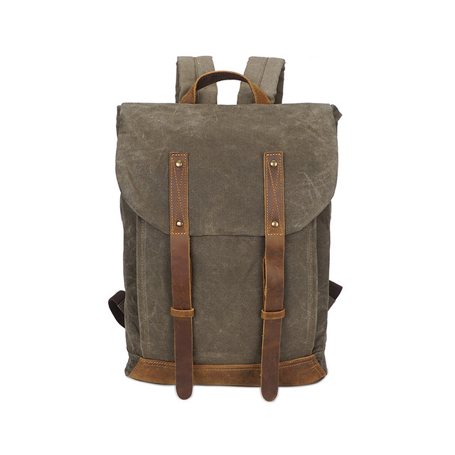 bc77e877ec72 Detail Feedback Questions about M210 Luxury Vintage Canvas Backpacks 14
