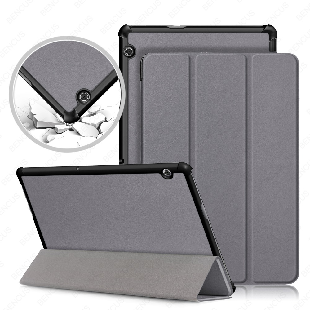 PU Leather Case For Huawei Mediapad T5 AGS2-W09/L09/L03/W19 10.1