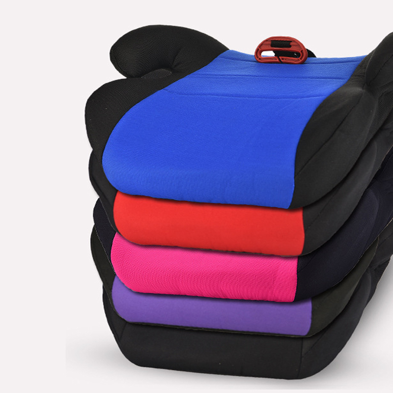 Children Baby Safety Car seat Booster Cushion Fit For 2-12 Years kids Cotton Safety Protable Breathable Car seat