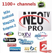 WiFi USB Neo neopro TV 1100 + французский IPTV belgiumturkish Morroco ИСПАНИЯ 150 Мбит/с мини WiFi USB адаптер Беспроводной Wi-Fi адаптер