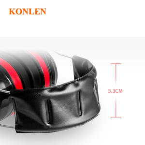 Image 5 - Orecchio di protezione contro il rumore hearing paraorecchie protezione a cancellazione di rumore riduzione tappi per le orecchie cuffie tattico defender cuffie