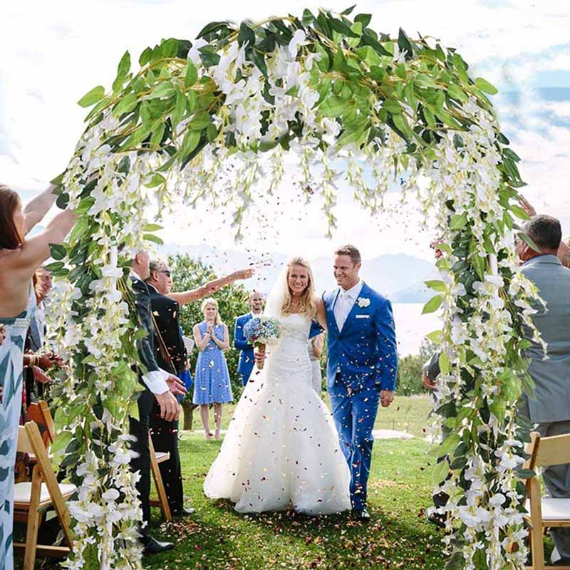 Outdoor Wedding Arch: Bachelorette Hen Party Garden Outdoor Wedding Arch Bridal