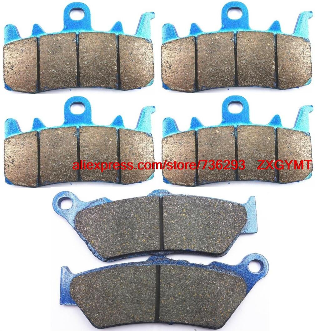 Motorcycle Semi Metallic Brake Pad Set for BMW R1200 R1200GS R 1200 GS 2014 & up