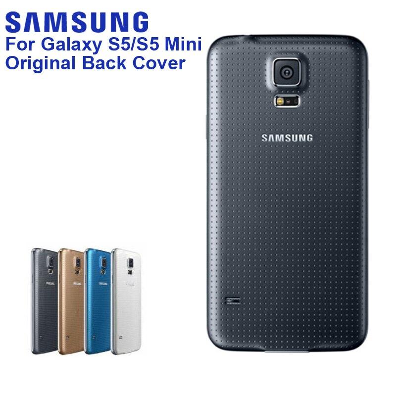 SAMSUNG Glass-Housing Back-Battery-Cover SM-G S5mini G870a Original GALAXY For S5-g900s/F/m