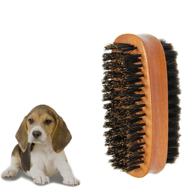 Double Sided Dog Brush 2