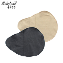 2pcs/pair Cotton Spiral Fake Breast Protective Bag Cover Silicone False Sleeve D30
