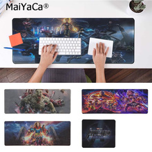 MaiYaCa Boy Gift Pad Marvel Avengers 4 Silicone large/small to Mouse Game Free Shipping Large Keyboards Mat