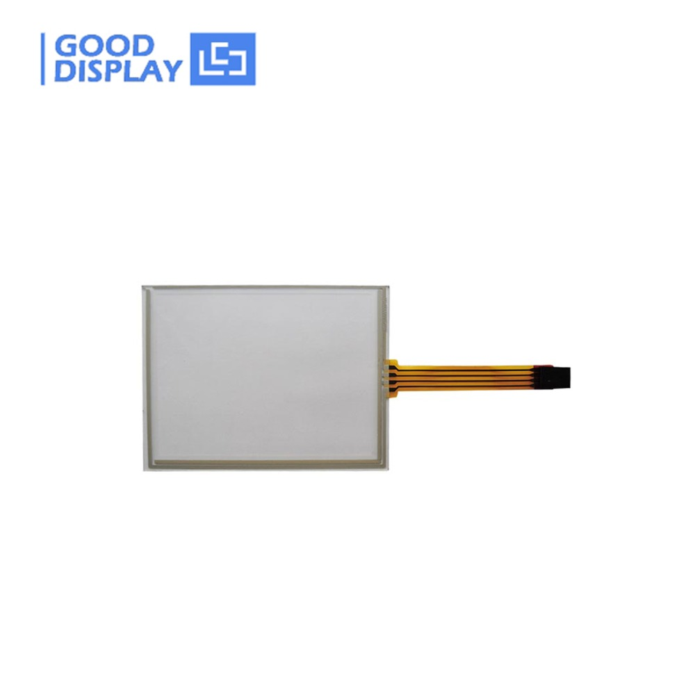 5 Inch 4:3 Ratio 4 Wire Resistive Touch Screen Display