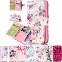 6S Case Fashion Flip Wallet PU Leather Case For Apple IPhone 6 6s I6 4 7
