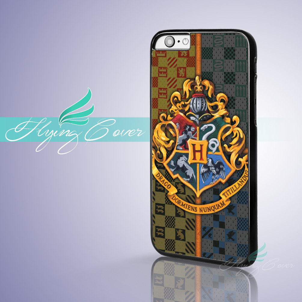 Coque Harry Potter Badge Fundas Phone Cases for iPhone X 8 8Plus 7 6 6S 7 Plus SE 5S 5C 5 4S 4 Case for iPod Touch 6 5 Cover.