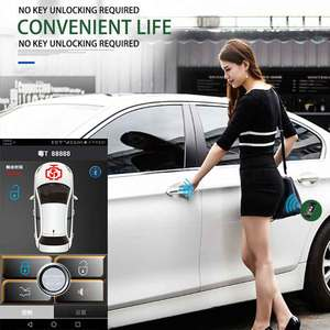 PKE Smart Key Remote Keyless E