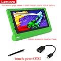 Для lenovo yoga tablet 2 1050F 1051F Кремния защитный Кожаный Case Защитную Оболочку Кожи Tablet PC 10.1 Дюймов 1050L 1051lc