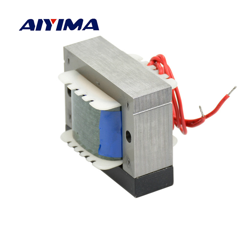Aiyima 1PC 19W 57*19MM Vibration plate electromagnet Vibrating coil Direct vibration feeder fine copper Baosteel H50 core vibration of orthotropic rectangular plate