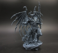 (Get Coupons) New Resin Figures 160mm Lord of Malice Model Kits