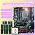 ใหม่!! Runingซูเปอร์ATX X79 LGA2011เมนบอร์ด8 DDR3ช่องDIMM max 8*16กรัมหน่วยความจำXeon E5 2650 C2 CPU 64กรัม(8*8กรัม) 1600เมกะเฮิร์ตซ์DDR3 ...