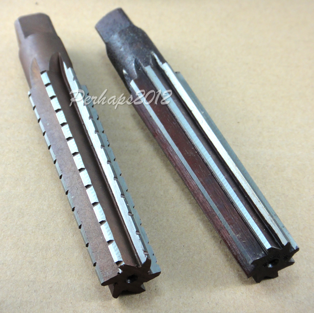 1Set MT3 No.3 Morse Taper Reamer Set New Free Shipping