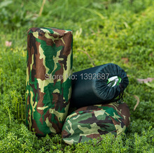 Outdoor Picnic Mat Double-Sid Aluminum Foil Dampproof Mat Camping Barbecue Pad