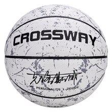 2019 Новое поступление Крытый Размеры 7/6/5 кожаный баскетбольный мяч тренировочный баскетбольный мяч баскетбольная сетка All Star