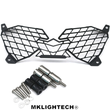 MKLIGHTECH For YAMAHA XT1200Z XT 1200Z 2012-2018 Motorcycle modification Headlight Grille Guard Cover Protector