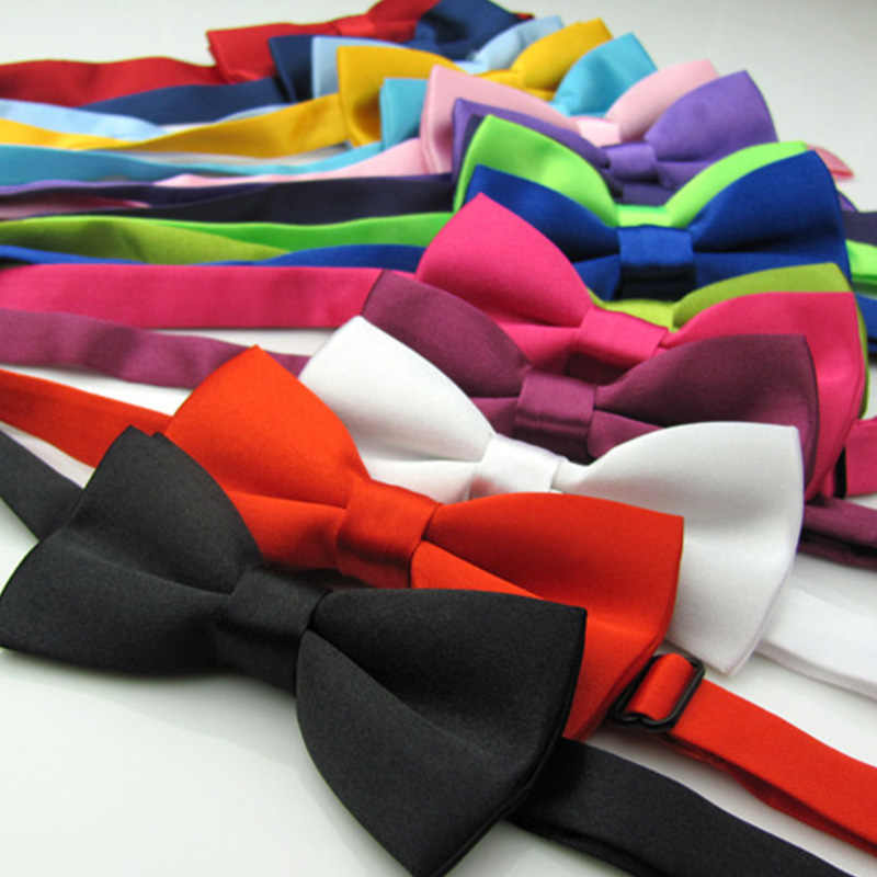 Menino gravata borboleta alta qualidade gravata homme noeud papillon corbatas hombre pajarita presente para homens chirstmas presente