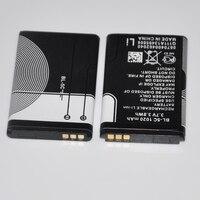 10ピース3.7ボルトリチウムイオンポリマー充電式バッテリー電話携帯bl 5c 1020 mahを交換用2600 2300 6230 6630 n70 n71 bl5c bl-5c