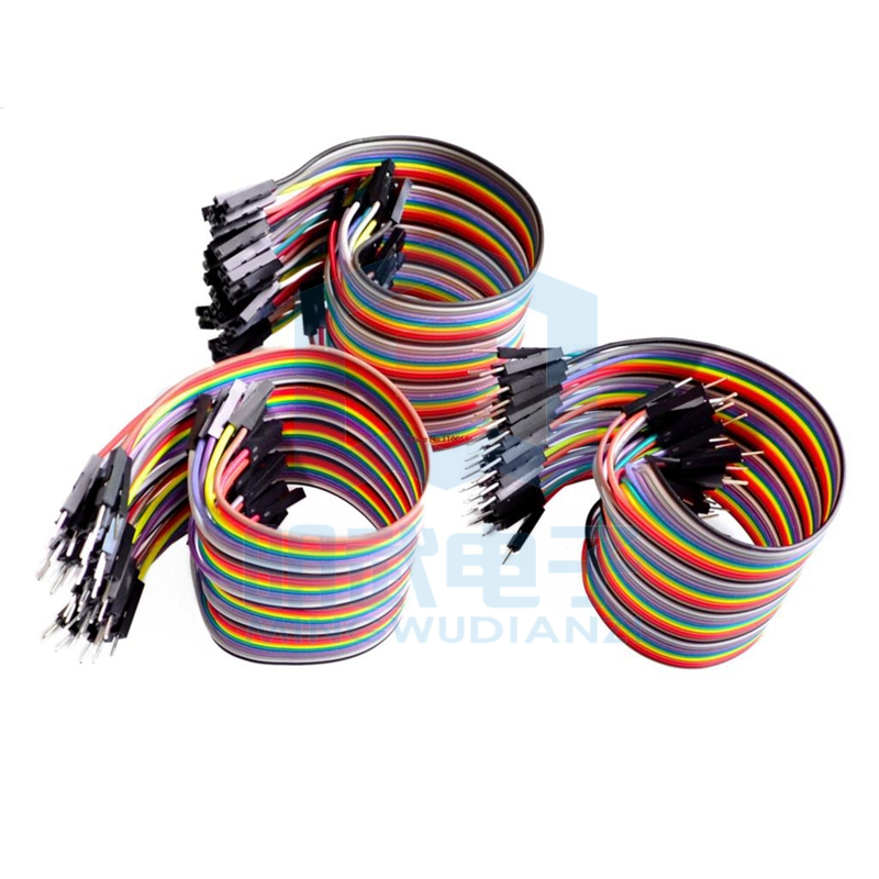Dupont Line  20cm Male To Male + Female To Male And Female To Female Jumper Wire Dupont Cable For Arduino DIY KIT